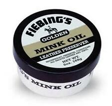 FIEBINGS GOLDEN MINK OIL. Worldwide posting