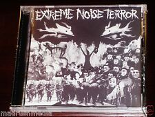 Extreme Noise Terror: S/T ST Self Titled Same CD 2015 Willowtip Recs WT-135 NEW