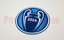 UEFA Champions League Winner 2013-2014 Real Madrid Soccer Patch / Badge