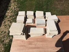Natural Stone Floor Tiles. Approx 5M2