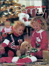 JC PENNEY WISH BOOK 1989 CHRISTMAS PENNEYS CATALOG