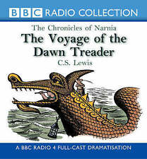 C.S. LEWIS - The Voyage of the Dawn Treader C. S. Lewis - CD AUDIO BOOK - NEW