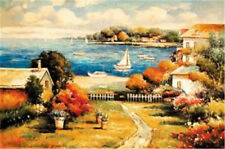 """Oil Painting Printed On Canvas Modern Wall Canvas Art NO frame 12x16"""" YH29A"""