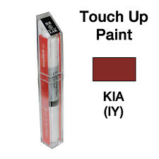 KIA OEM Brush&Pen Touch Up Paint Color Code :IY - Spicy Red