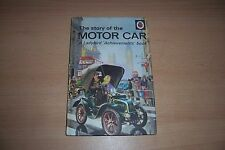 LADYBIRD BOOK  The Story of the Motor Car
