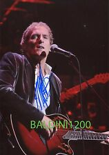 MICHAEL BOLTON SIGNED 10X8 PHOTO, GREAT CONCERT SHOT IMAGE, LOOKS GREAT FRAMED
