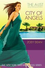 The A-List Hollywood Royalty #3: City of Angels-ExLibrary