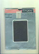 Ergee Nylon-Strumpfhose *BOUTIQUE* graphit* Gr. 38-40* Collant*Tights*Panty(22