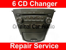 07 08 09 ACURA MDX REPAIR FIX YOUR Radio Stereo 6 Disc Changer Player 2DF0 2TF0