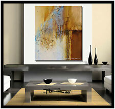 ABSTRACT MODERN CANVAS PAINTING CONTEMPORARY WALL ART...ELOISExxx