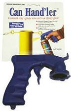 Locking Spray Paint Gun Pro Can Handle Trigger Attachment Fits most aerosol cans