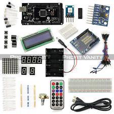 Sainsmart Mega2560 R3 + LCD 1602 + Prototype + MPU6050 Starter Kit For Arduino