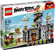 LEGO THE ANGRY BIRDS MOVIE 75826 King Pig's Castle Sale !