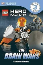 DK Readers L3: LEGO Hero Factory: The Brain Wars