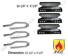 Sam's Club Gas Grill Repair Kit Replacement Cooking Grill Burners and Heat Plate