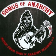 Songs of Anarchy: Music from Sons of Anarchy Seasons 1-4 [Original TV...