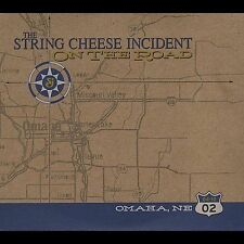 April 10, 2002 - Omaha, NE: On the Road, String Cheese Incident, Good Live, Limi
