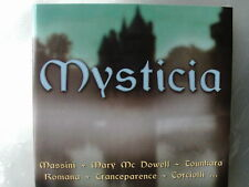 MYSTICA CD IRISH CELTIC AMBIENT MASSINI MARY McDOWELL CORCIOLLI HENRI SEROKA
