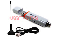 Antenna RF Coax To USB Adapter With MPEG DVR Recording