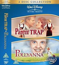 The Parent Trap/Pollyanna  Hayley Mills Brand  New DVD