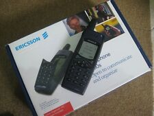 Ericsson R380s BLUE GRAY BLACK Smartphone AT ORIGINAL PACKAGE & FULL ACCESORIES