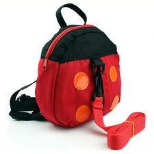 Ladybird Baby Toddler Walking Safety Harnesses Strap Rein