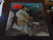 Elvis Presley From the Waist Up Mint Sealed LP w/ Poster