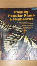 Playing Popular Piano And Keyboards: Music Score (G2)
