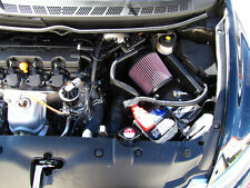 K&N Performance Intake - Silver - 06-2011 Civic 1.8L +6HP!
