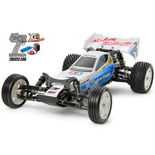 TAMIYA RC 57872 XB Neo Fighter Buggy-dt03 1:10 prêt à fonctionner
