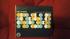 LALI PUNA - SCARY WORLD THEORY. CD