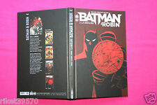 BD / Urban Comics / DC / Batman & Robin / La Brûlure / vol 5