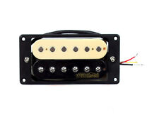 Wilkinson Electric Guitar Pickup Humbucker Zebra MWHZ - Bridge
