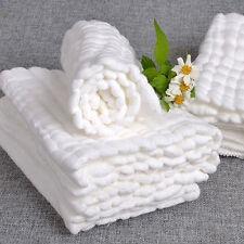 Newborn Baby 6-layer Bath Towel Washcloth Cotton Feeding Wipe Cloth Hot sale