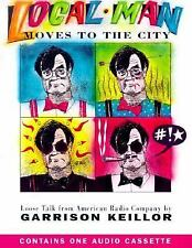 Local Man Moves to the City by Garrison Keillor Audiobook Cassette SEALED*