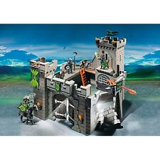 Playmobil 6002 Wolf Knights Castle New