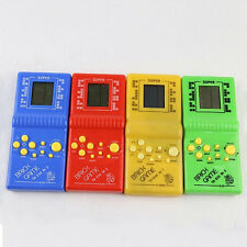 Educational Tetris Game Hand Held LCD Electronic Toys Brick Game Machine