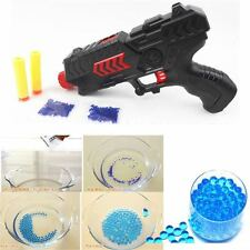Fun Water Gun 2-in-1 Air Soft Bullet Gun Pistol CS Game Shooting Boy Kid's Toy