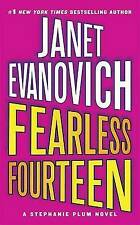 Fearless Fourteen by Janet Evanovich (Paperback / softback)