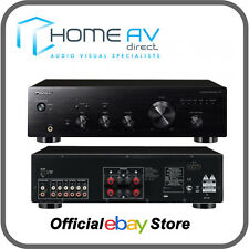 Pioneer A-10 Stereo 2 Channel Amplifier with Direct Energy Design Black - NEW