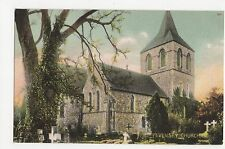 Pevensey Church, Sussex Postcard, A846