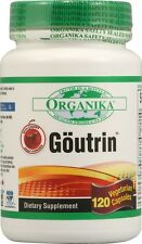 ORGANIKA GOUTRIN uric acid support gout relief 120 caps x 4 BOTTLES 痛风宁 降低尿酸