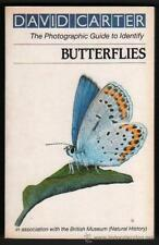ENTOMOLOGIA - THE PHOTOGRAPHIC GUIDE TO IDENTIFY BUTTERFLIES - DAVID CARTER