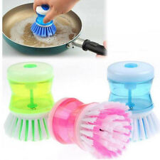 Easy Kitchen Wash Tool Pot Dish Bowl Cleaning Brush Scrubber Cleaner Gadget