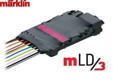 Märklin H0 60982 locomotive decoder mLD3 with Wiring harness for Märklin + Trix