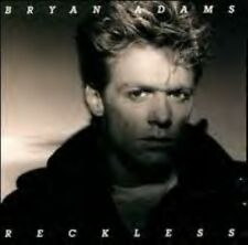 Bryan Adams - Reckless - US LP Album