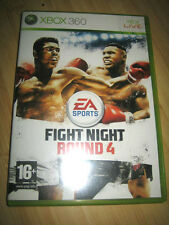 FIGHT NIGHT ROUND 4 - BOXING SIM - USED BUT PERFECT WORKING ORDER
