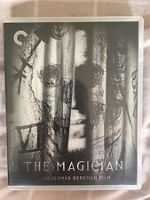 The Magician (Criterion) Blu-ray USED BOOKLET MISSING