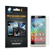6 x Ultra Clear LCD Screen Guard Protector Film for Motorola RAZR i (XT890)