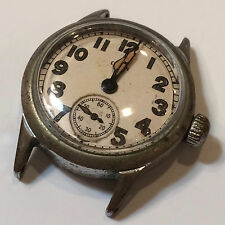 Military ELGIN ORD DEPT USA ARMY Vintage war wrist watch Non-Working